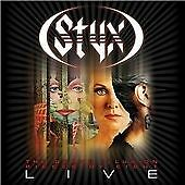 Styx - Grand Illusion/Pieces of Eight Live (2012)  2CD  NEW/SEALED  SPEEDYPOST