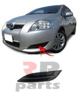Pour Toyota Auris 2007-2010 Neuf Avant Foglight Grille Avec N° Fog Trou Left N/S
