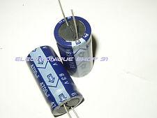 Condensateur 4700uF 63V 85°C Electrolytique Radial SAMWHA Lot de 2