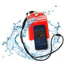 CUSTODIA WATERPROOF UNIVERSALE COVER PROTEZIONE IPHONE 6 PLUS HTC ONE SONY CASE
