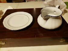 Winterling Bavaria Germany China Charisma Gravy Boat With Stand