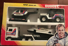 Vintage Buddy L Nasa Space Set