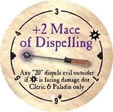 +2 Mace of Dispelling 2008 Ultra Rare True Dungeon Token