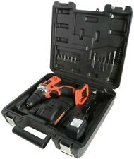 18V Conjunto De Taladro Inalámbrico | batería de litio de carga rápida