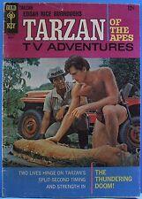 Gold Key 100112-703 March Edgar Rice Burroughs Tarzan of the Apes TV Adventures