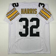 New FRANCO HARRIS Pittsburgh White Custom Stitched Football Jersey Size Men's XL