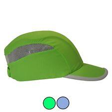 """Viwanda """"Cap"""" Blau Grün Anstoßkappe Sicherheitskappe Mütze Sicherheit für Kopf"""