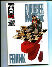 PUNISHER MAX: FRANK TPB 1st PRINT! (VF)
