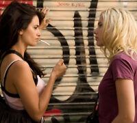 Vicky Cristina Barcelona photograph - L1668 - Penélope Cruz & Scarlett Johansson