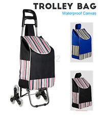 Shopping Trolley Trolley Cart Hand Cart Portable Trailer Luggage Wheels Basket