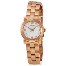Marc Jacobs Women's Rose Gold Bracelet Watch, 30 Meter WR,   MBM3078