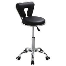 Rolling Spa Pedicure Massage Chair Manicure Facial Nail Technician Tattoo Stool
