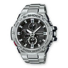 Gst-b100d-1aer reloj Casio G-shock G-steal hombre movimiento solar display Analó
