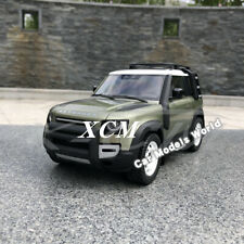 Car Model for New Defender 90 1:18 (Green) + SMALL GIFT!!!