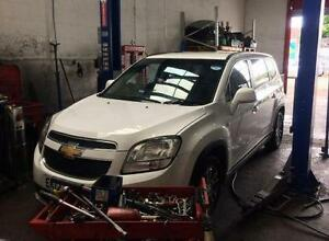 CHEVROLET ORLANDO 2.0 VCDI AUTO GEARBOX SUPPLY AND FITTED 2010-14