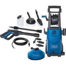 Scheppach HCE2200 Hochdruckreiniger 2200W, 110 bar, 468 l/h mit Flächenreiniger
