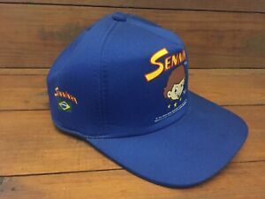 SENNINHA CAP - Ayrton Senna Foundation Merchandising - NEW