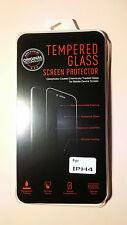 Vidrio templado con una protector de pantalla para Apple Iphone 4/4S ** rápida entrega de primera clase *
