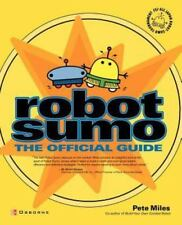 Robot Sumo: The Official Guide (Paperback or Softback)