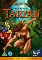 TARZÁN (2 DVD Edición Especial / WALT DISNEY 1999)