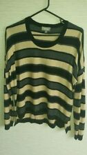 Sussan Acrylic Striped Jumpers & Cardigans for Women