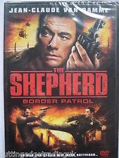 The Shepherd: Border Patrol [DVD, 2008] Nordic Packaging NEW SEALED PAL