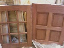 hardwood stable door. 80x32