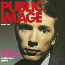 PUBLIC IMAGE LTD Public Image First Issue CD BRAND NEW Remastered PiL