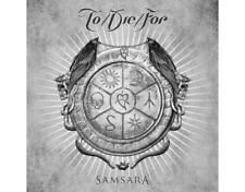 TO/DIE/FOR CD - samsara CD ( GOTHIC METAL MASTERPIECE FROM FINLAND )
