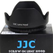 JJC LS-58 Parasol Pétalos Petalos rosca diámetro 58mm Canon Nikon Sony etc.