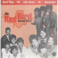 The Red Bird Sound Vol 1 CD NEW SEALED Soul Dixie Cups/Jelly Beans/Butterflys