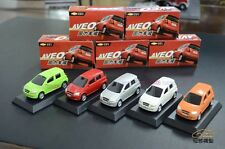 1/64 Shanghai General Motors Chevrolet AVEO plastic model car  1pc is 9.99$