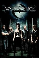 """EVANESCENCE POSTER """"DEAD END STREET"""""""