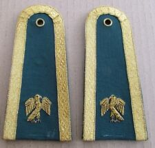 Epaulette Service Dress Nigerian Army Major