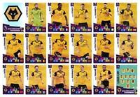 PANINI ADRENALYN XL 2020-2021 20/21 CHOOSE YOUR 18 CARD TEAM SET