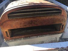 early 50's carrier window room air conditioner 51S2-149 complete unrestored USA