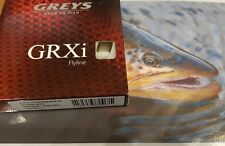 Greys GRXi Flyline WF8 Intermediate Clear