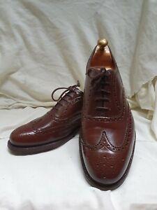 "Chaussures"" Church's  "" Burwood  44?(  ( 10,5 G ) Marron Fonce"