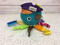Lamaze Captain Calamari Pirate Octopus Soft Play Baby Activity FunToy