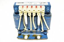 MTE LINE REACTOR  RL-00202. 2AMPS, 3 PHASE, 600 VOLTS MAX