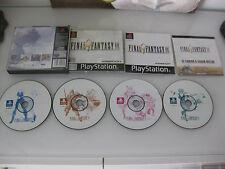 PSX PS1 FINAL FANTASY 9 IX PAL ESPAÑA PLAYSTATION SONY COMPLETO RPG PS3 PS2 PS1