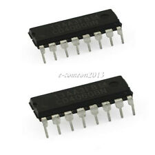 New 10pcs CD4060BE CD4060 4060 Ripple Carry Binary Counter IC DIP-16 Low Power