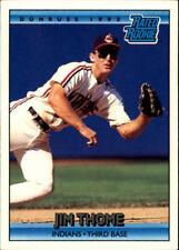 1992 Donruss & Donruss The Rookies baseball cards pick any 50 cards