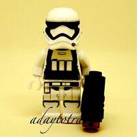 LEGO Star Wars Mini Figure - First Order Stormtrooper - 75132 SW0695 R168