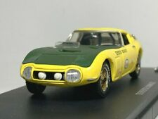 Kyosho 1/43 TOYOTA  2000GT Time Trial Diecast Models Car #63