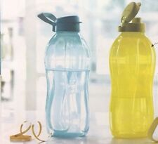Tupperware 2 L , The BIG Bottle with handle, ECO Flip Top Water bottles - New!