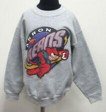Hanes Akron Aeros Cleveland Indians Crewneck Sweatshirt sz Youth M Medium MLB