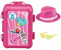 TAKARA TOMY Licca-chan travel set carry bag Doll accessories Toy LG-05 Japan
