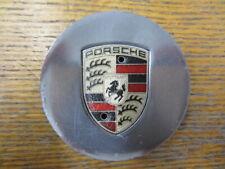 Silver Gold Center Wheel Caps Porsche 911 996 997 Boxster Cayenne OEM