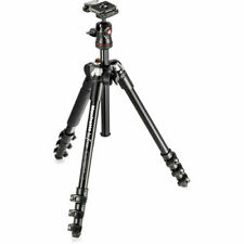 Manfrotto MKBFRA4-BH BeFree Compact Travel Aluminum Alloy Tripod. EU Seller! NEW